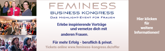 Feminess Business Kongress neutral 480 x 150